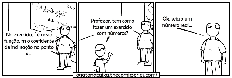 O Gato na Caixa - Professor Sacana